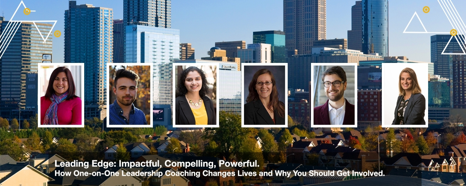 Leading Edge: Impactful, Compelling, and Powerful